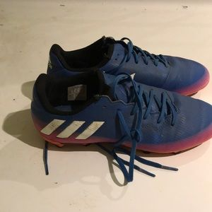 Adidas Cleats (size 3 1/2)